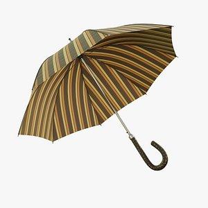 Umbrella Open 3D