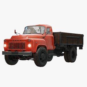 3D truck classic 90