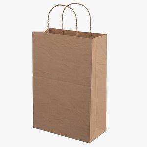 3D Paper Bag(1) model