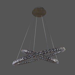 3D model chandelier globo marilyn 67037-60