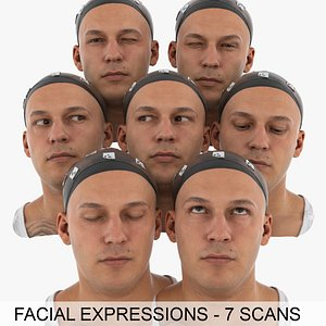 3D marcus clean scans eyes