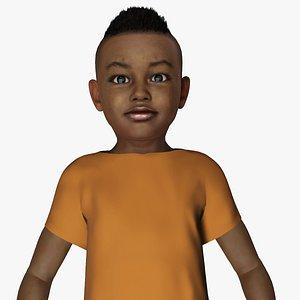 3D boy brazil
