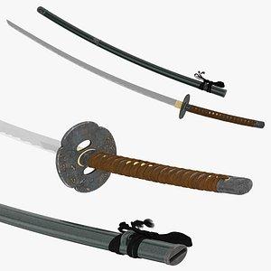 Tachi Sword 3D