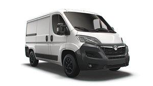 Vauxhall Movano  Van L1H1 2022 3D