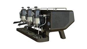 espresso coffee sanremo 3D model