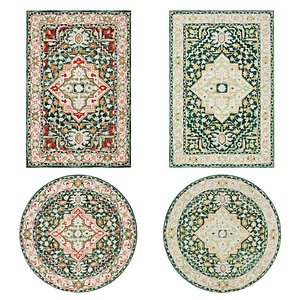 3D Rugs No 138