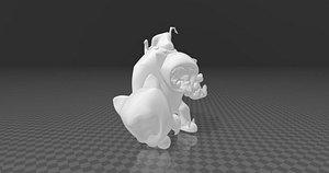 3D Meowkai model