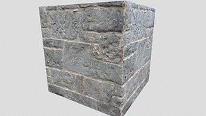 pbr stone model