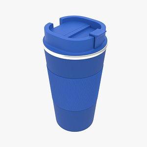 3D model Travel Mug