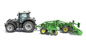 tractor disc harrow model