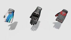 glove sports model