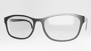 3D eyeglasses fashion glasses