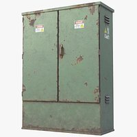 Electric Utility Box HD