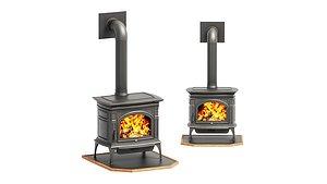 3D wood burning