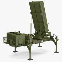 ELTA ELM 2084 Multi Mission Radar Rigged