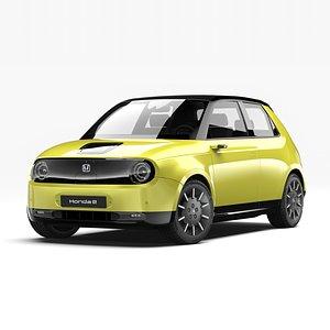 3D honda car model