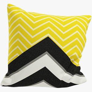 3D model Sofa Pillow V37