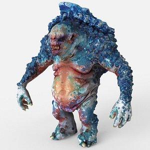 Troll 01 3D model