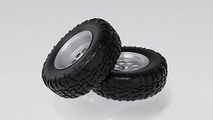 OFF ROAD WHELL-TIRE model