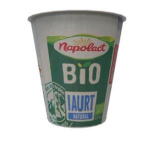 Napolact Bio Yogurt 3D