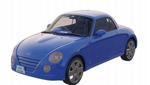 Daihatsu Copen model