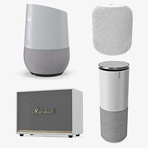 speakers 2 smart 3D model