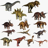 Dinosaur Collection Extended