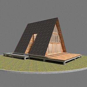 Cabin 2 3D model