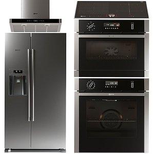 neff oven microwave model