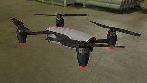 Spark Drone 3D
