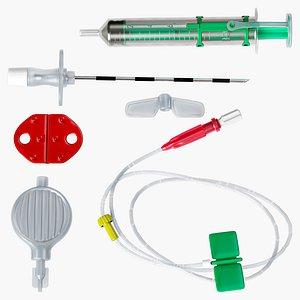 catheter pro 3D model