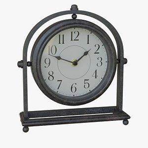 mantel clock model