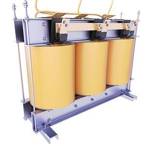 3D Oil Immersed Core Windings Transformer 69