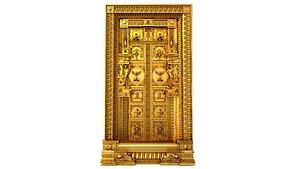 traditional decorative door2 model
