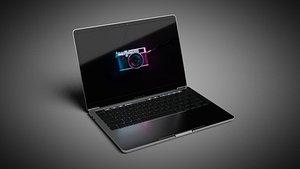 MacBook Pro 13-inch Laptop by Apple model