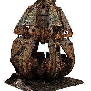 Grapple Mechanical 01 01 3D