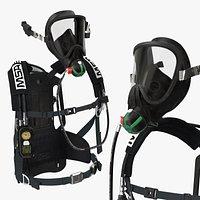 MSA G1 SCBA Breathing Apparatus