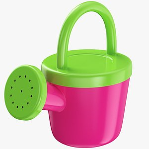 sand bucket bath model