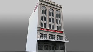 3D Historic Department Store