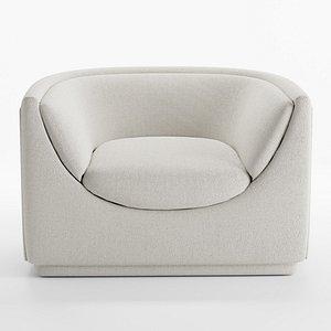 Aria Chair 3D