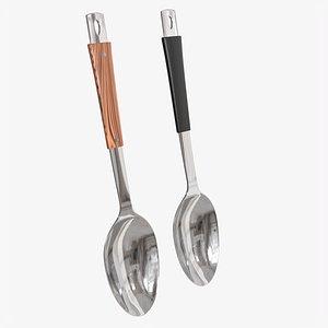 3D Big Spoon