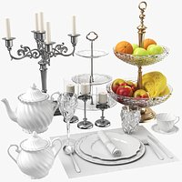 Large Tableware Collection