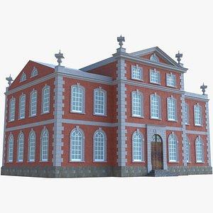 Mansion PBR model
