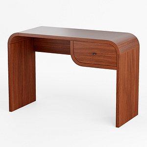 3D Aria Desk model