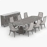 Hooker Juliet Dining Furniture Set