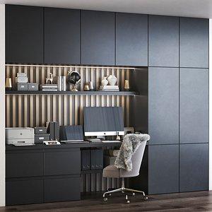 3D Furniture composition 4
