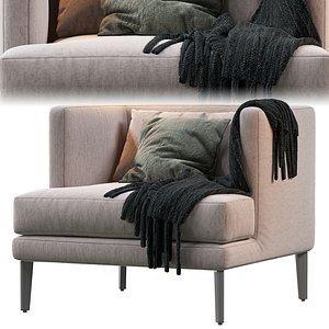 armchair paraiso 3D