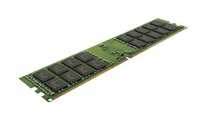 3D model DDR4 SDRAM Memory Module