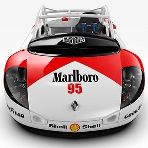 Renault Sport Spider Trophy 3D