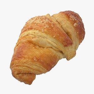 3D Realistic Croissant M